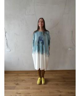 be like water dress M