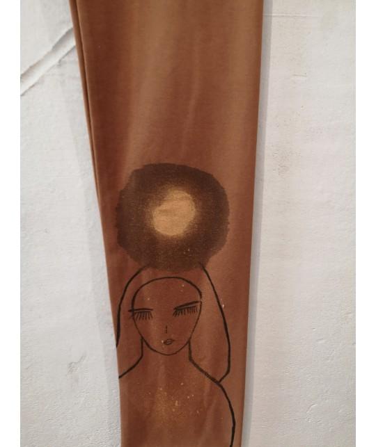 illuminated by the sun leggings M