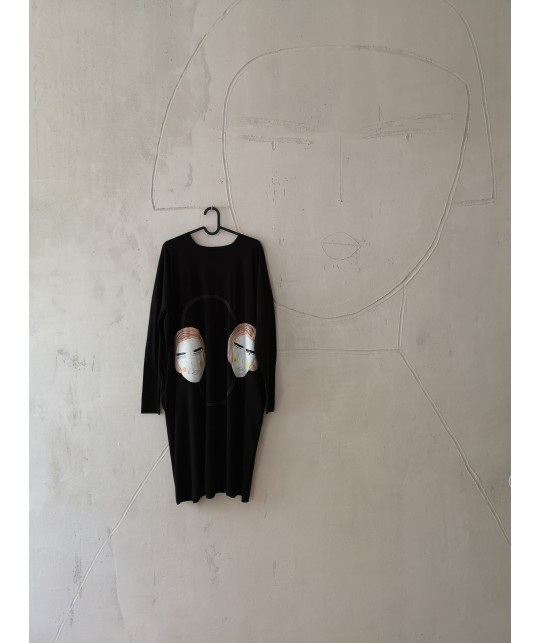 circle of life dress S