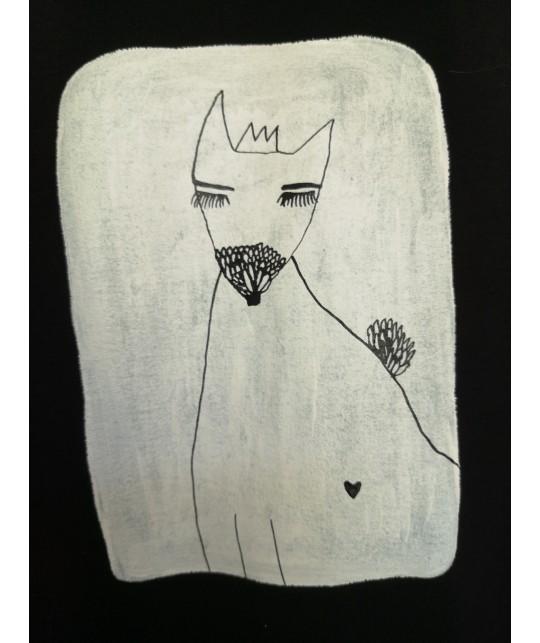 why fox,why girl dress S