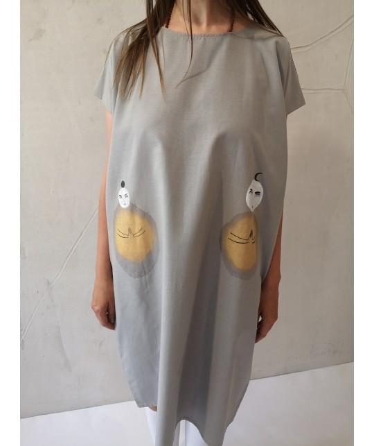 OM sisters tunic | dress S