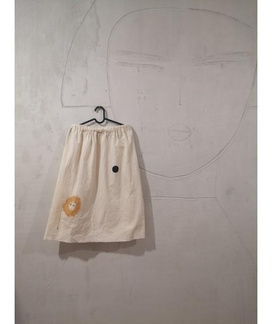 sun girl skirt