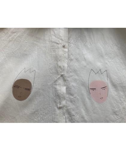 sisters shirt|dress|jacket