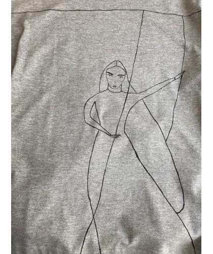 dancing class t'shirt L