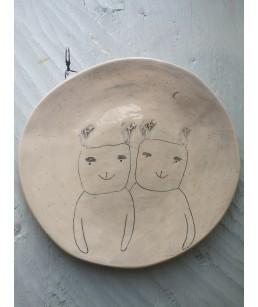 space buddies big plate