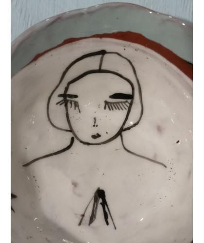 praying cup   piala