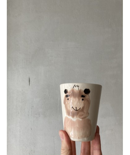coffe bean bear cup