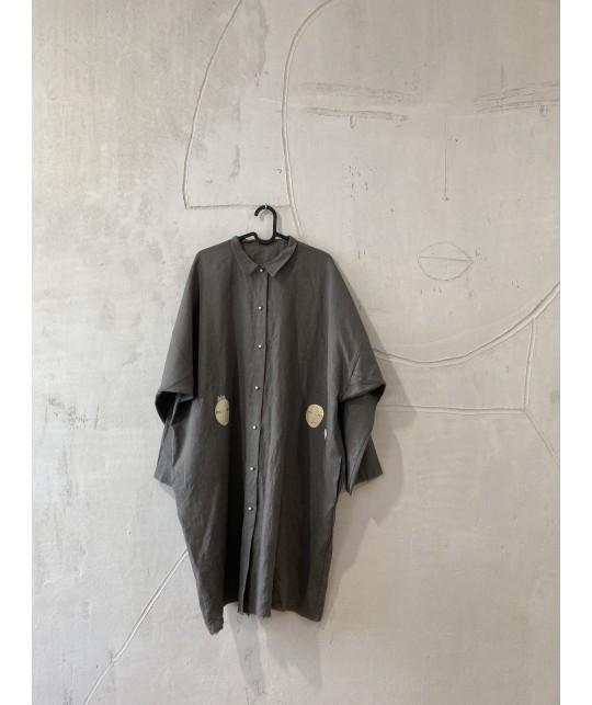 silence castle shirt|dress|jacket