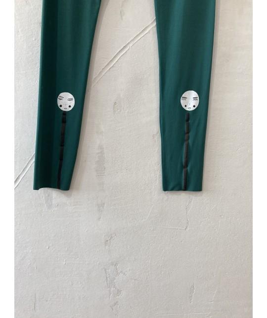 green & delicious leggings XL