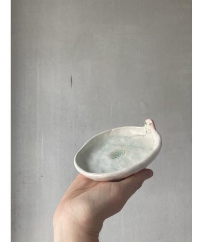 mith bath little plate   soap dish