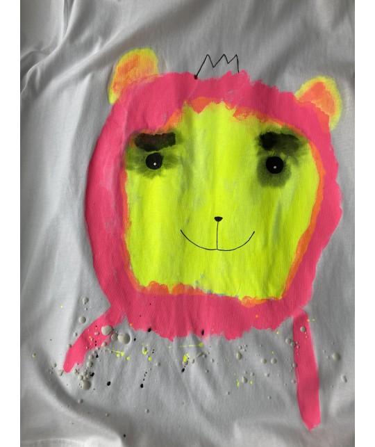 smart bear t'shirt XL