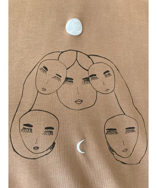 circle of life dress L