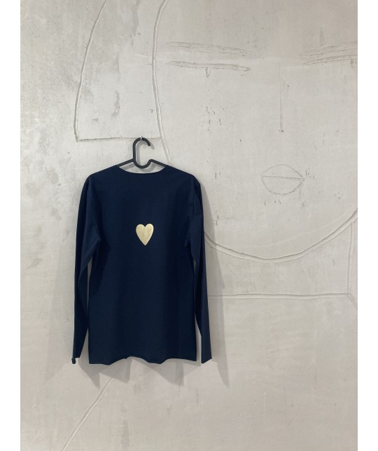 two hearts top M