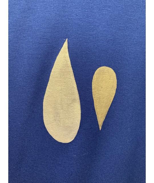 golden rain dress S