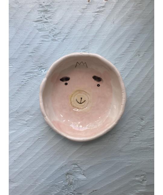 mr king plate | bowl