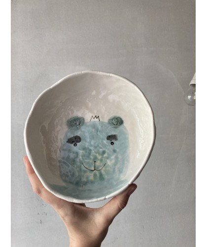 I'll take care plate | bowl