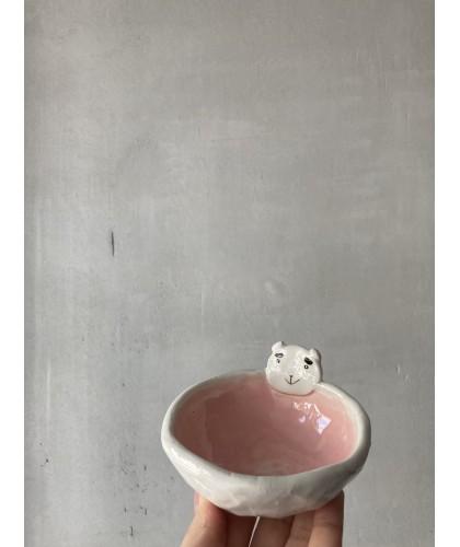 hello pinky cup | piala