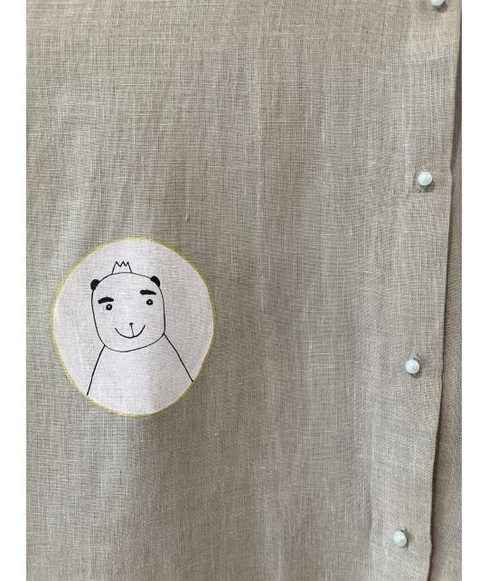 bear dreams shirt|dress|jacket