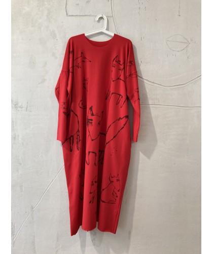 Fox land dress M