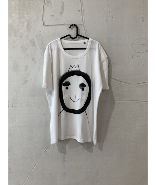 circle bear t'shirt XXL