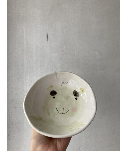 greeny bowl | plate