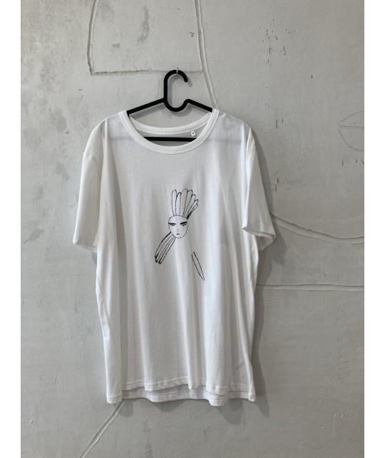 like flower t'shirt XL