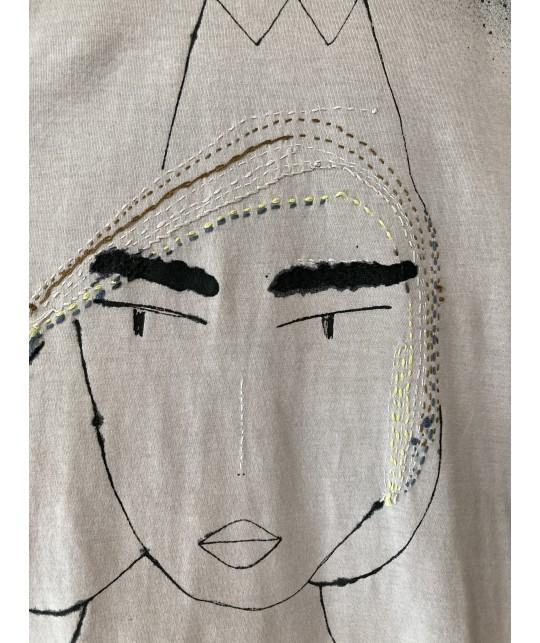 my portrait t'shirt 3XL | plantdyed