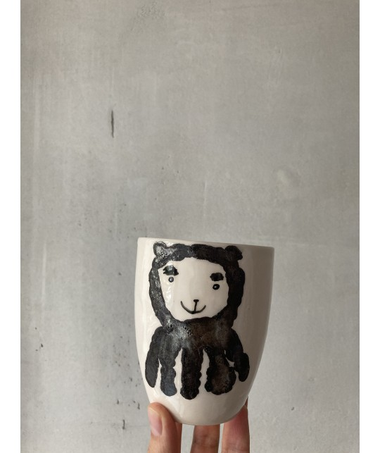 brown bear cup