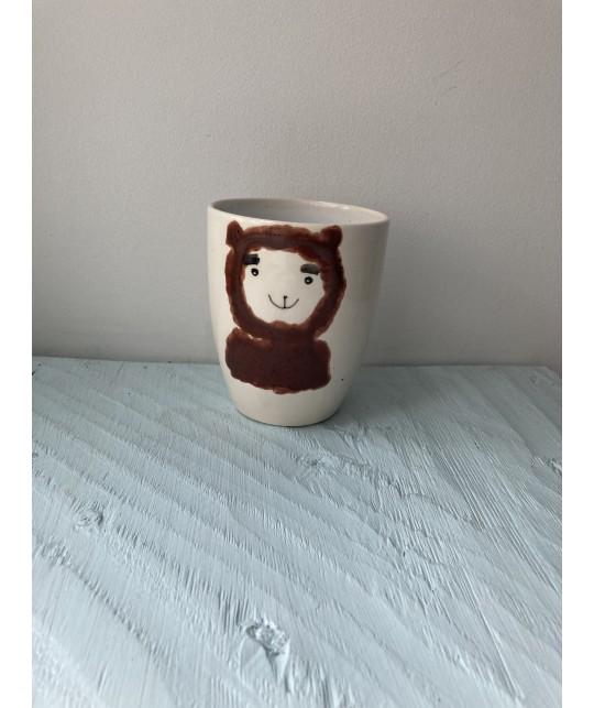 browny bear cup