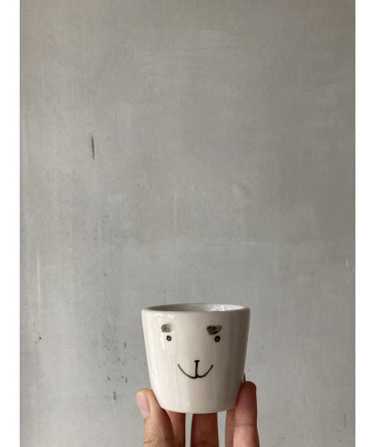 just face mini cup