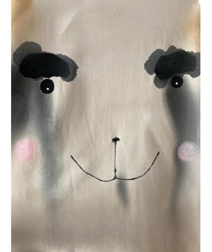 I'm cute bear 1 dress|tunic S