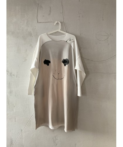 I'm cute bear 2 dress|tunic S
