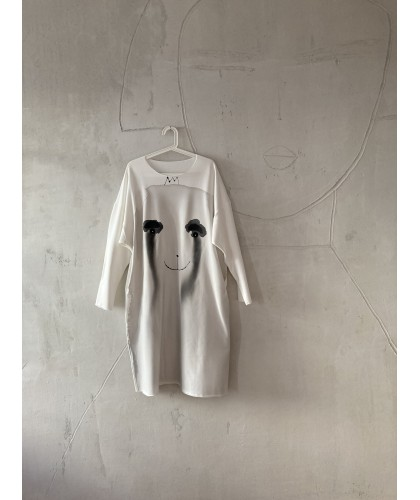 I'm cute bear 3 dress|tunic S